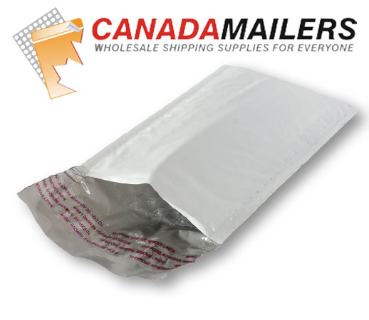 Poly Bubble Mailer #000 - 4x7 - Box of 300